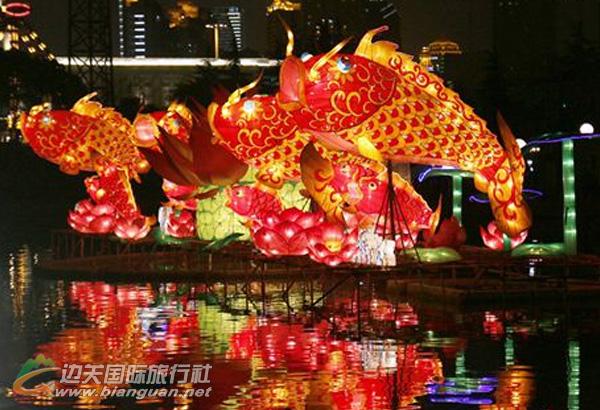华彩江南:华东五市+新春灯会、祈福之旅六日游
