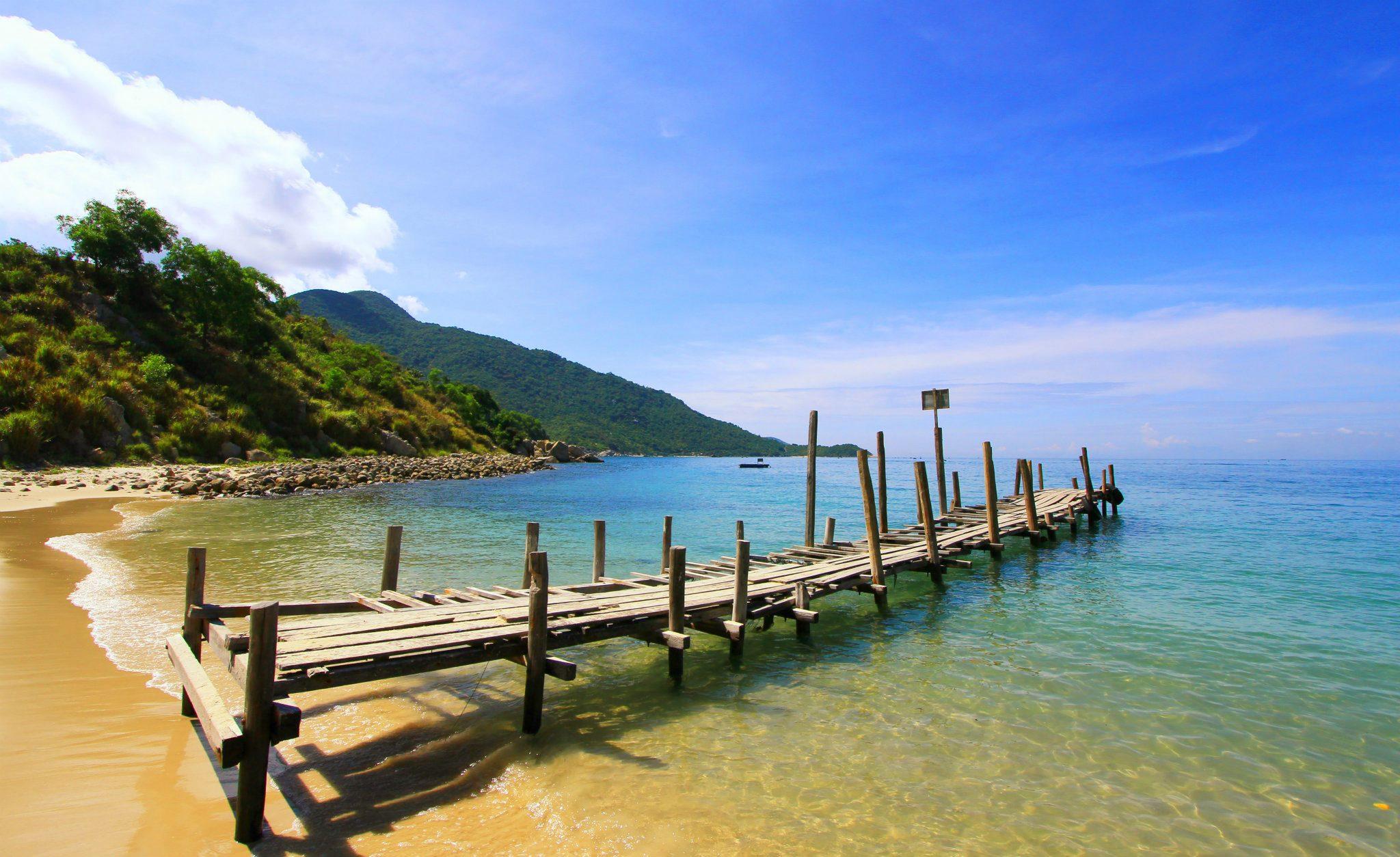 越南第一大岛富国岛有着一流的海滩