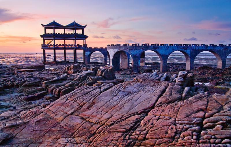 [独立成团]边城东兴、珍珠湾红树林栈道、簕山古渔村1天游