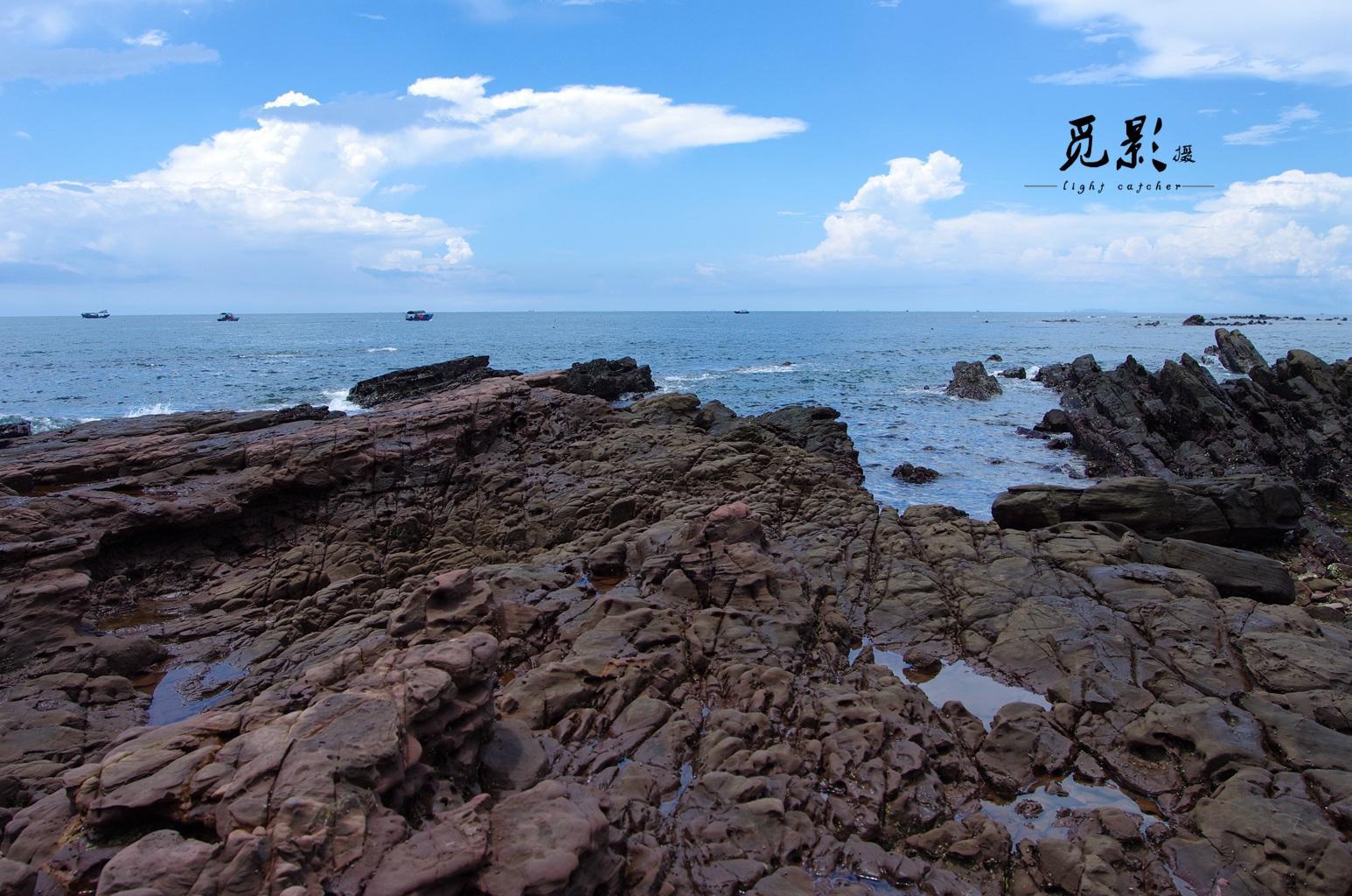 [独立成团]边城东兴、珍珠湾红树林栈道、江山半岛白浪滩、怪石滩2天游