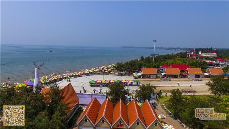 防城港市江山半岛旅游度假区